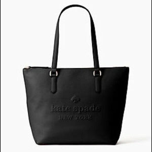 Kate Spade Larchmont Avenue Penny Logo Tote